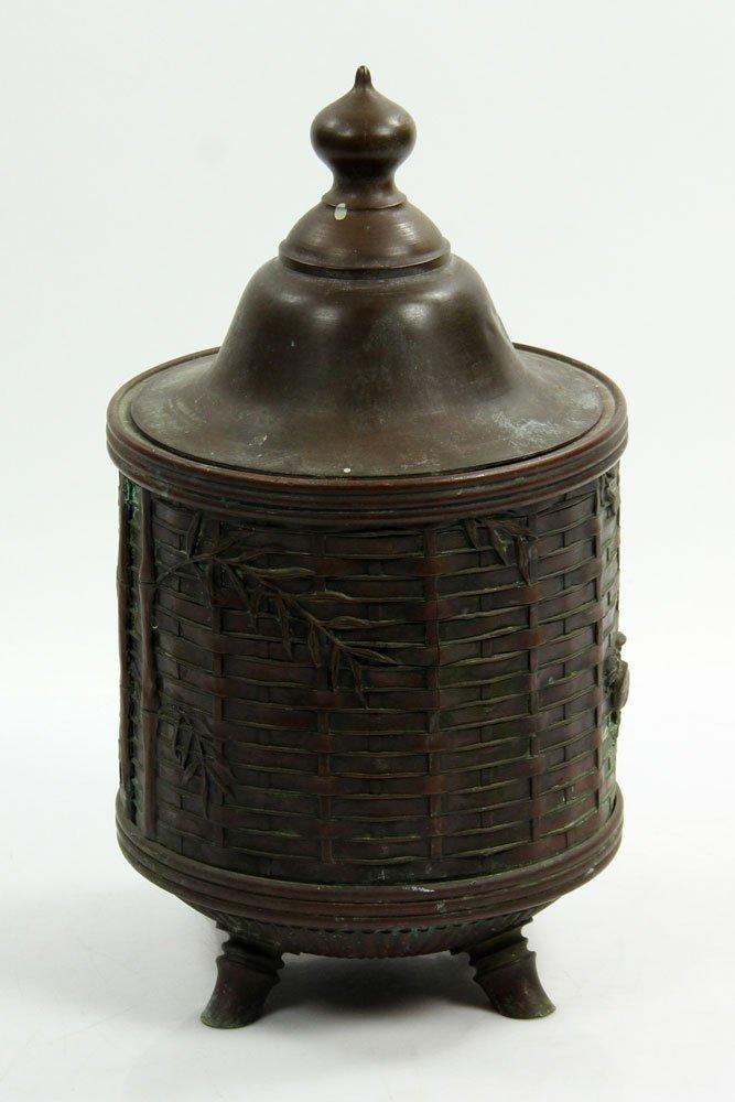 Chinese Bronze Lantern