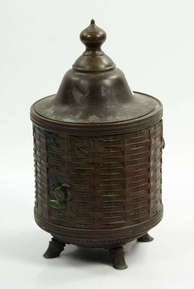 Chinese Bronze Lantern - 2