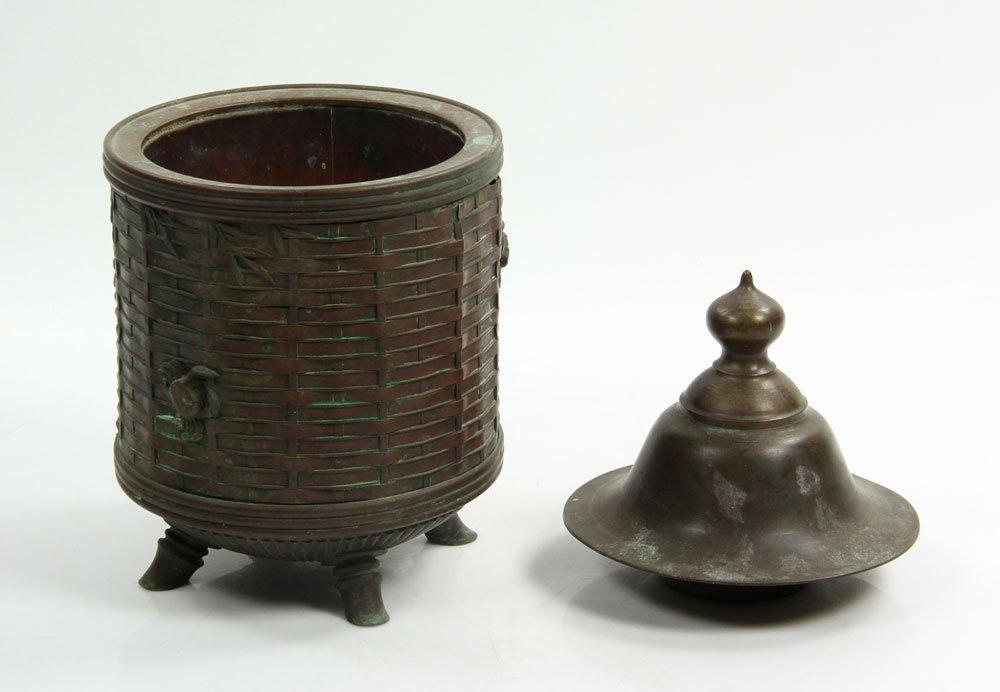 Chinese Bronze Lantern - 3
