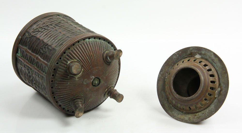 Chinese Bronze Lantern - 6