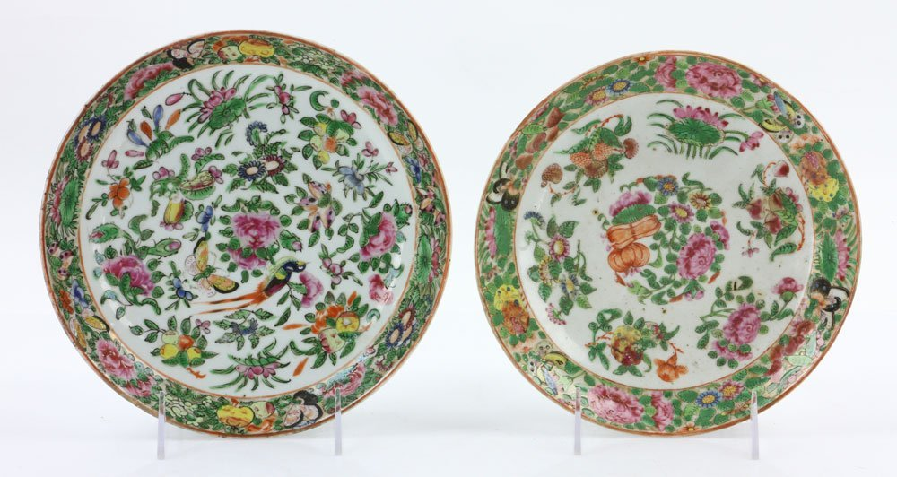 Ten Chinese Porcelain Items - 2