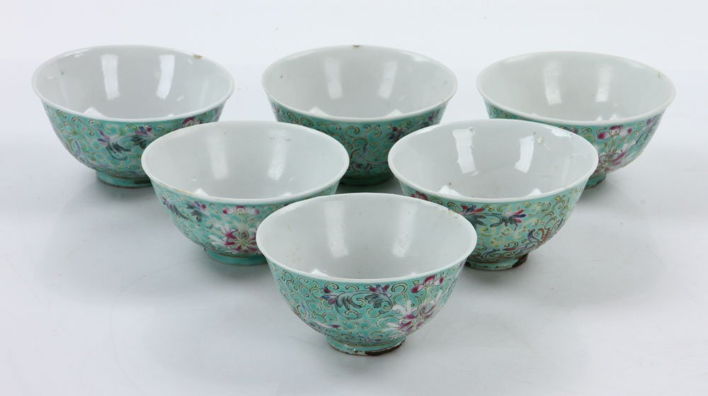Ten Chinese Porcelain Items - 6