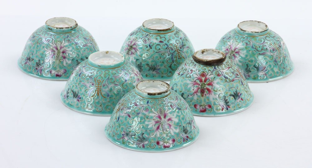 Ten Chinese Porcelain Items - 7