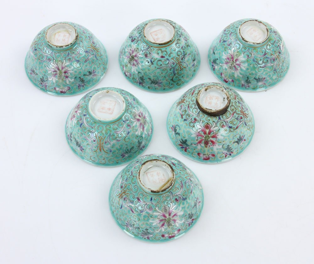 Ten Chinese Porcelain Items - 8