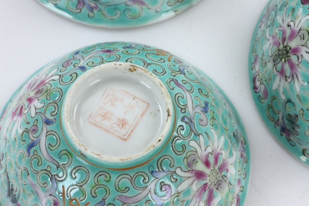 Ten Chinese Porcelain Items - 9