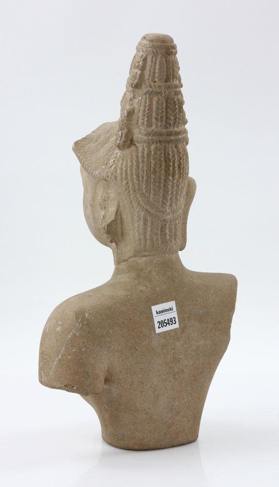 Southeast Asian Stone Female Torso - 4