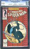 AMAZING SPIDER MAN 300 CGC 9.8