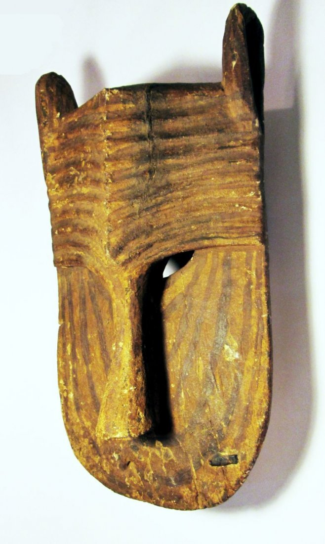 Old Bamana Lion mask, African Tribal Art