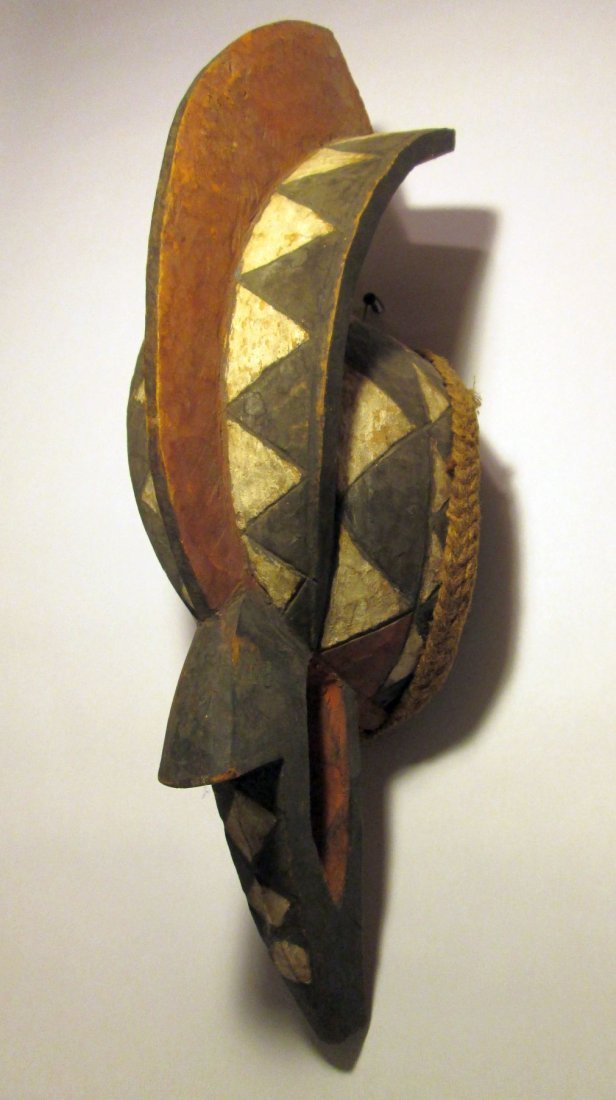 Mossi Rooster mask, African Art - 2