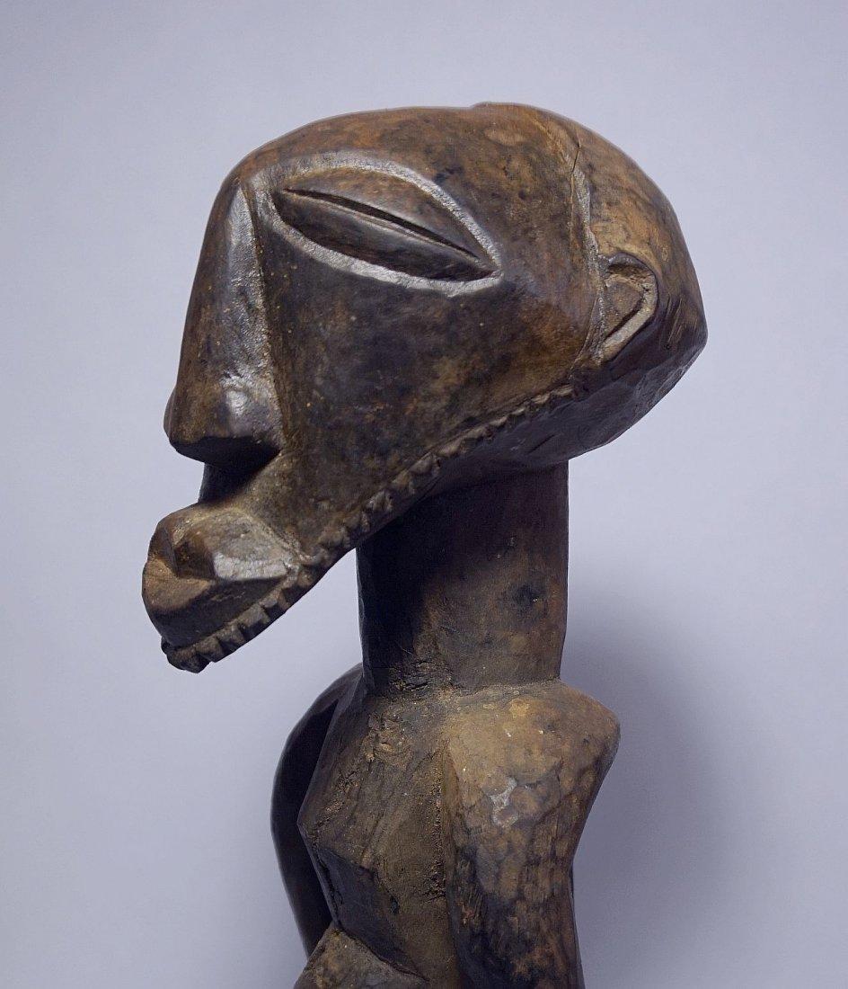 a Very Fine Old Hemba male ancestor sculpture, African
