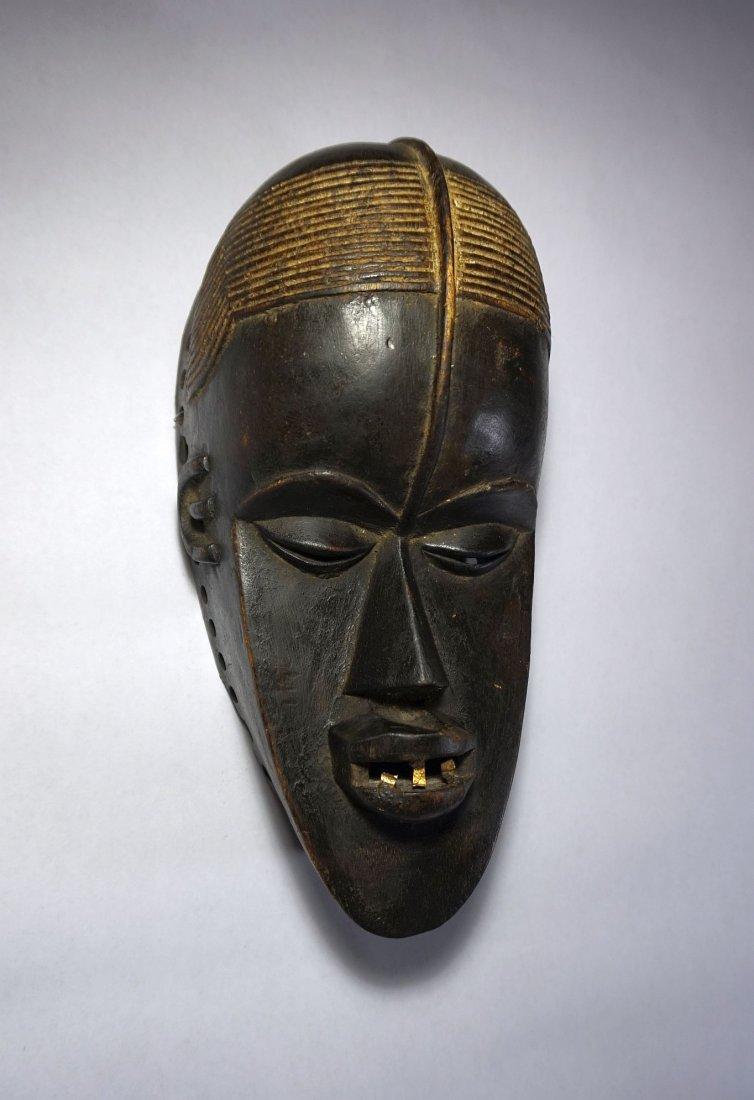 Very Rare Bete / Guro African mask, African Tribal Art