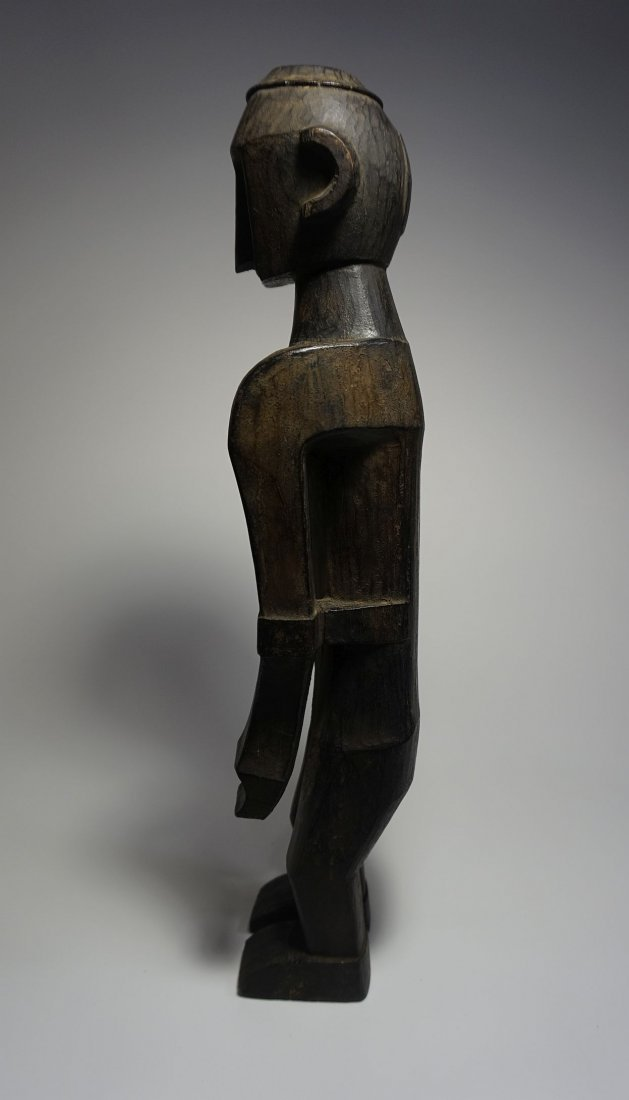 Fine Atauro Itara Ancestor, Indonesian Tribal Art