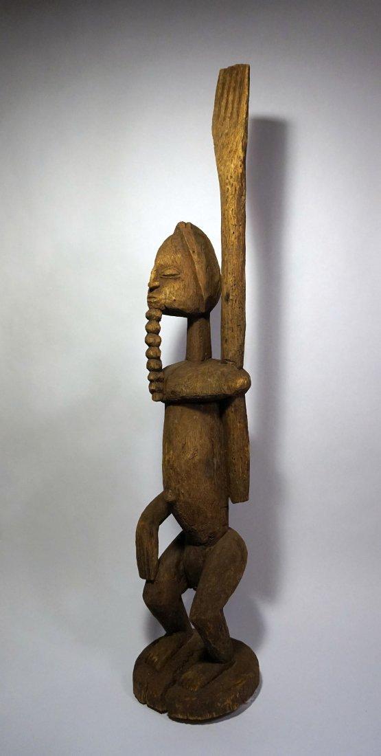 Large-Dogon-Tellum-sculpture, African Art