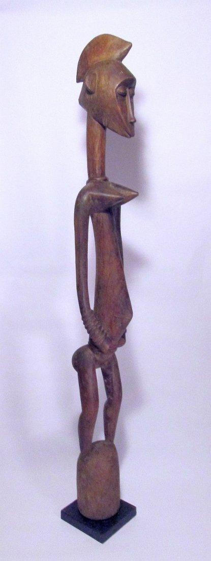 Senufo Rhythm Pounder , Abstract African Art