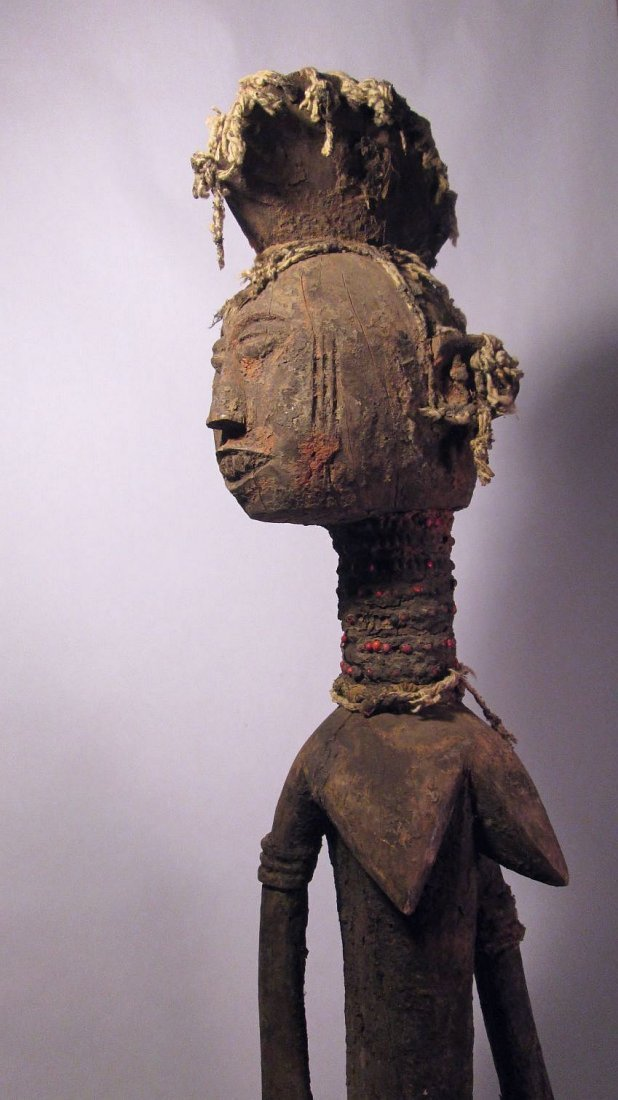 Malinke female Inititaion ceremony sculpture, African