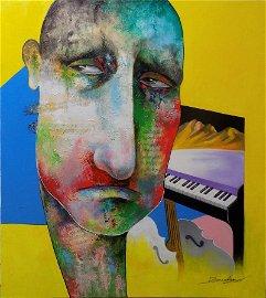 """BERBERYAN  """"Mind of the Musician"""""""
