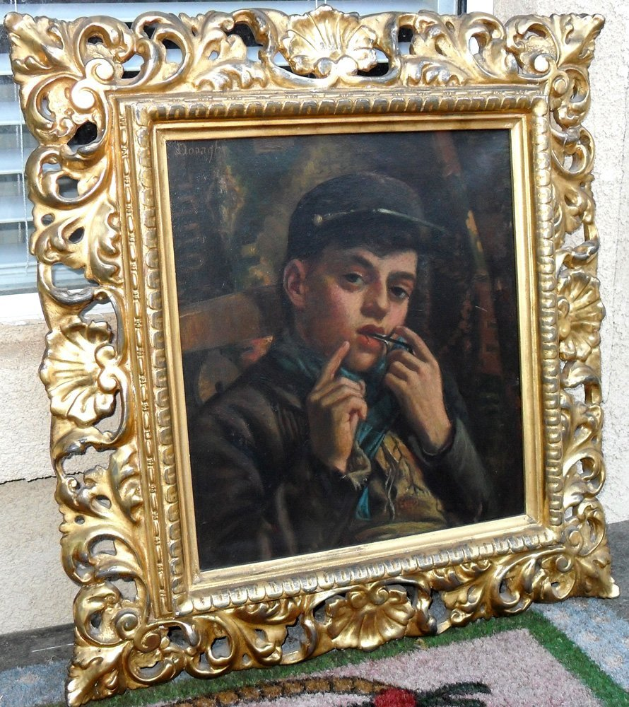 """Young Recruit, Union Station"" , by John Donaghy"