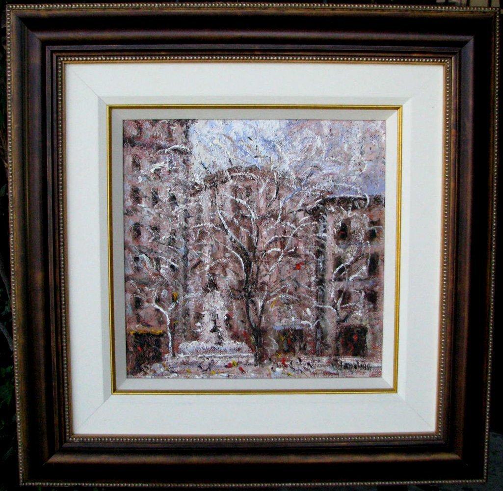 """Square St. Phillipe"" by Samir Sammoun"