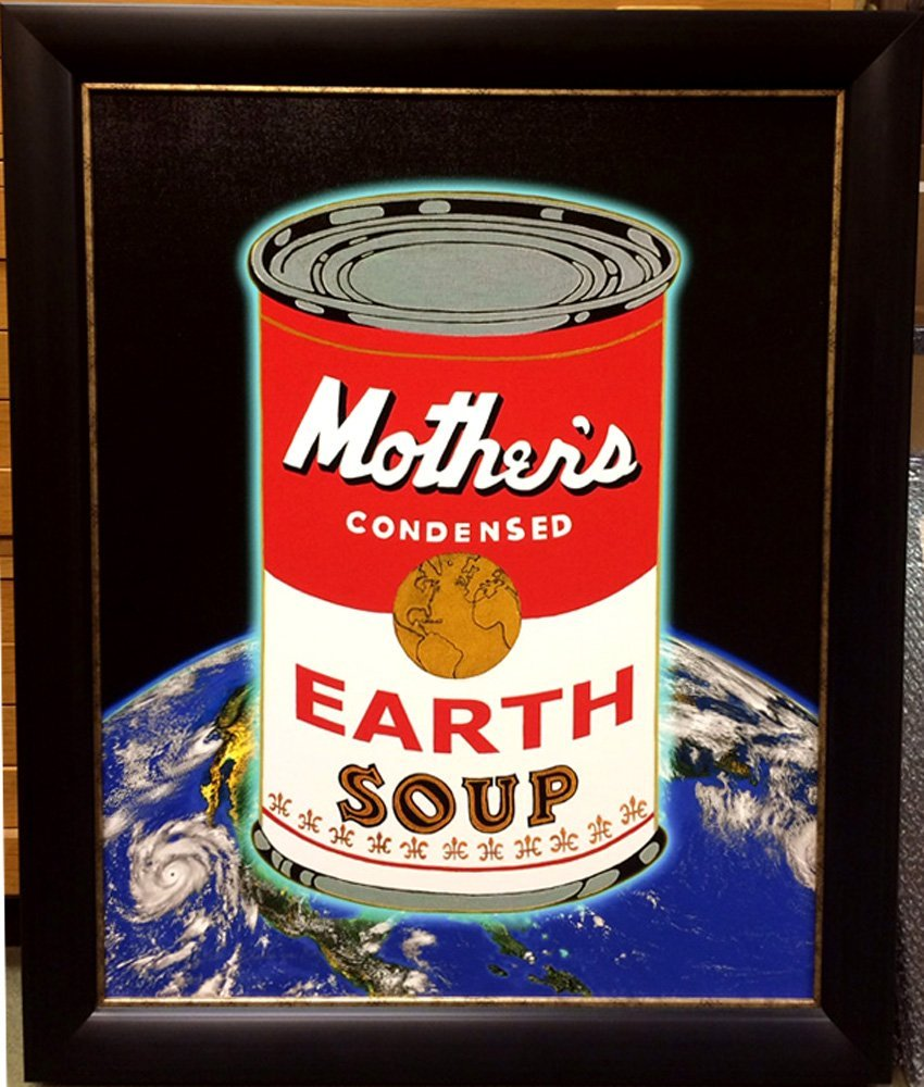 """Mother's Condensed Earth Soup"" by Charles Lynn Bragg"