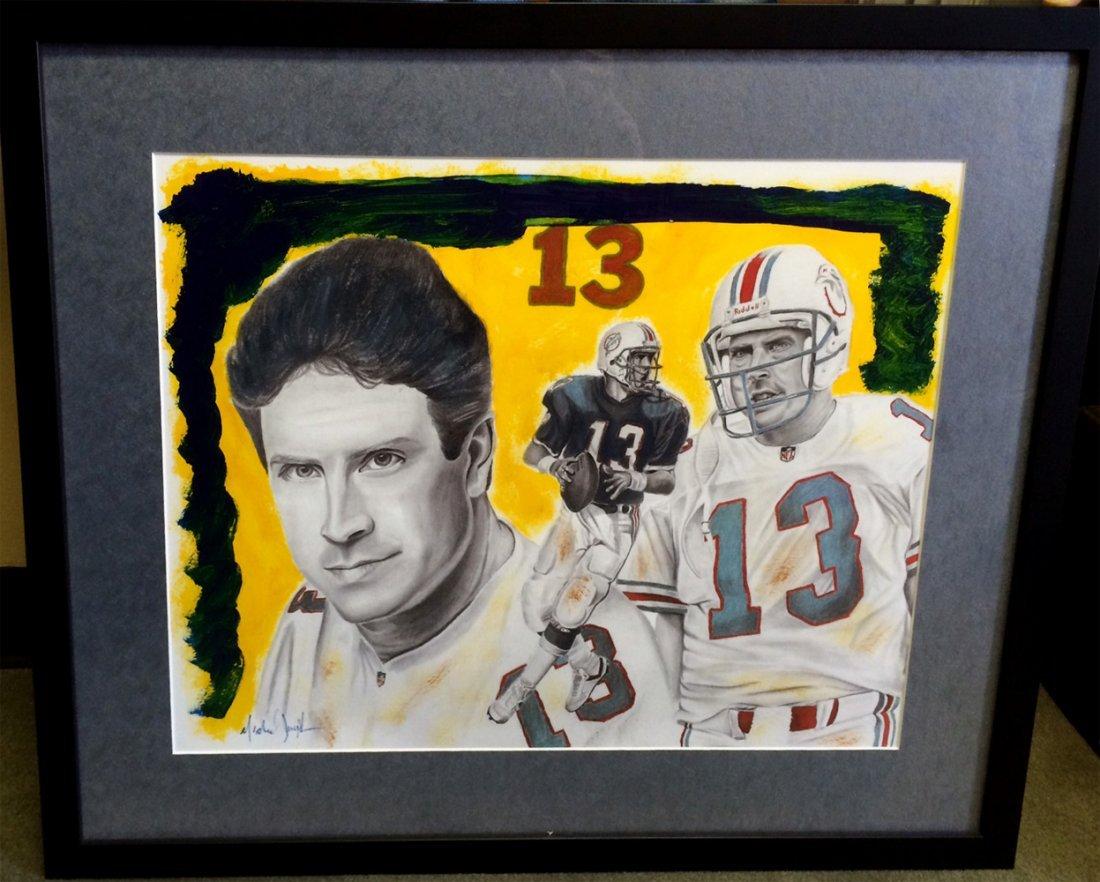 Dan Marino #13 by Michael Joseph