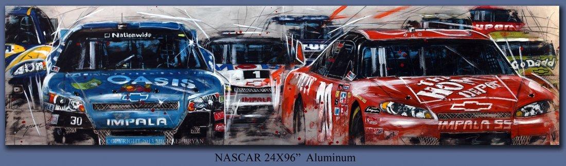 """""""NASCAR""""  by  Michael Bryan"""