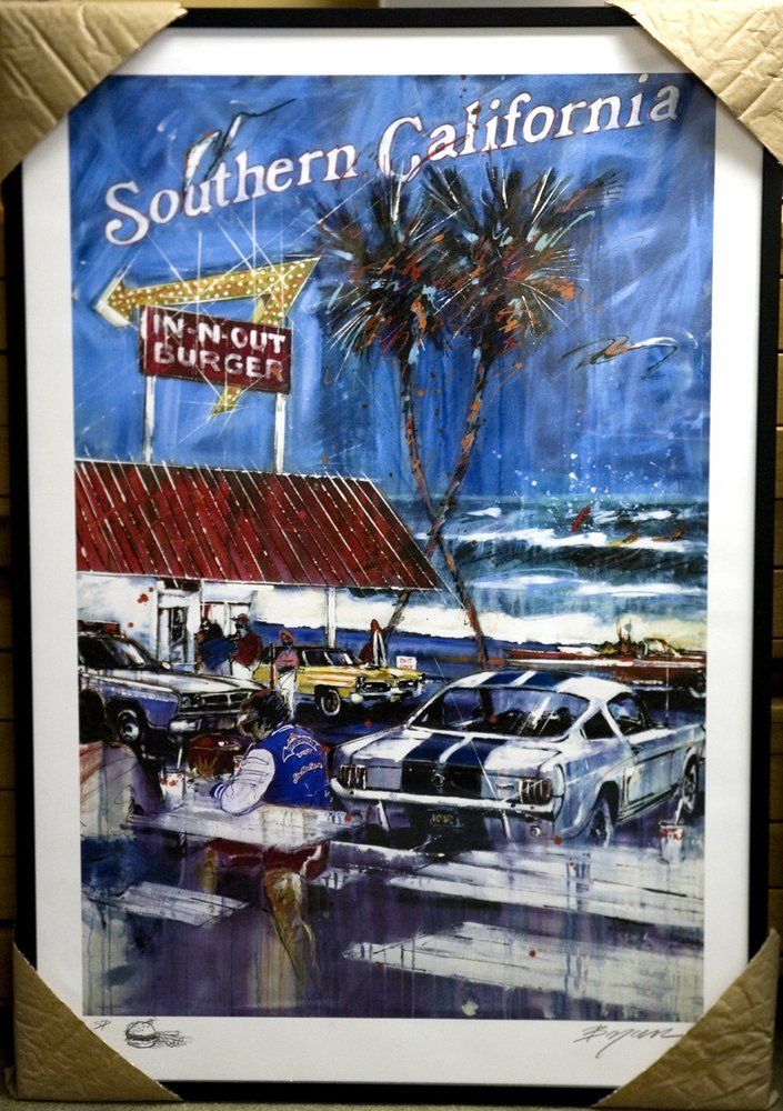 """In-N-Out"" by Michael Bryan ."