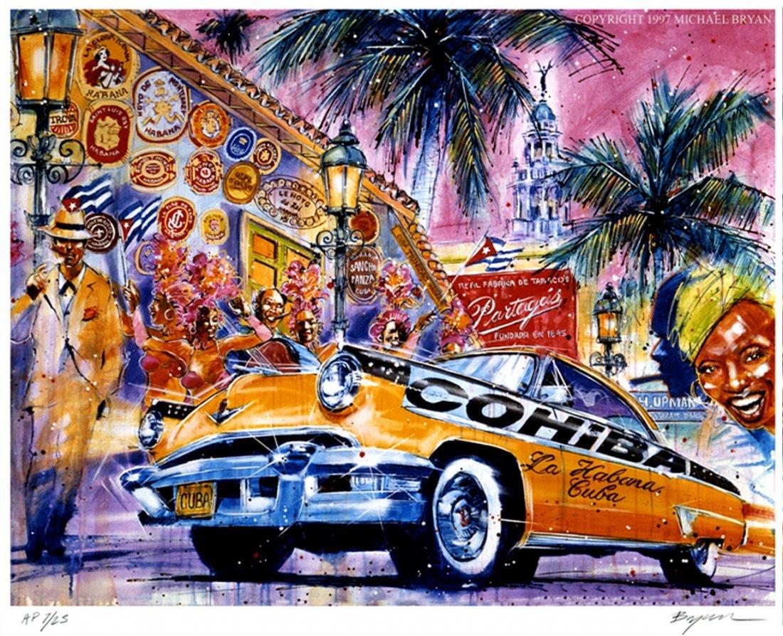 """Habana"" by Michael Bryan"
