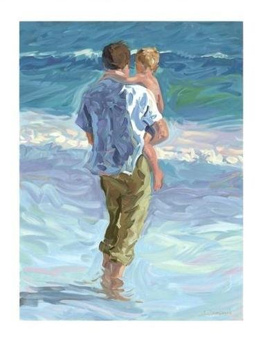 Father & Son by Lindsay Dawson (Father's Love)