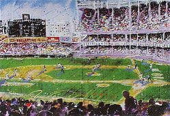 The Old Ball Game by Michael Bryan