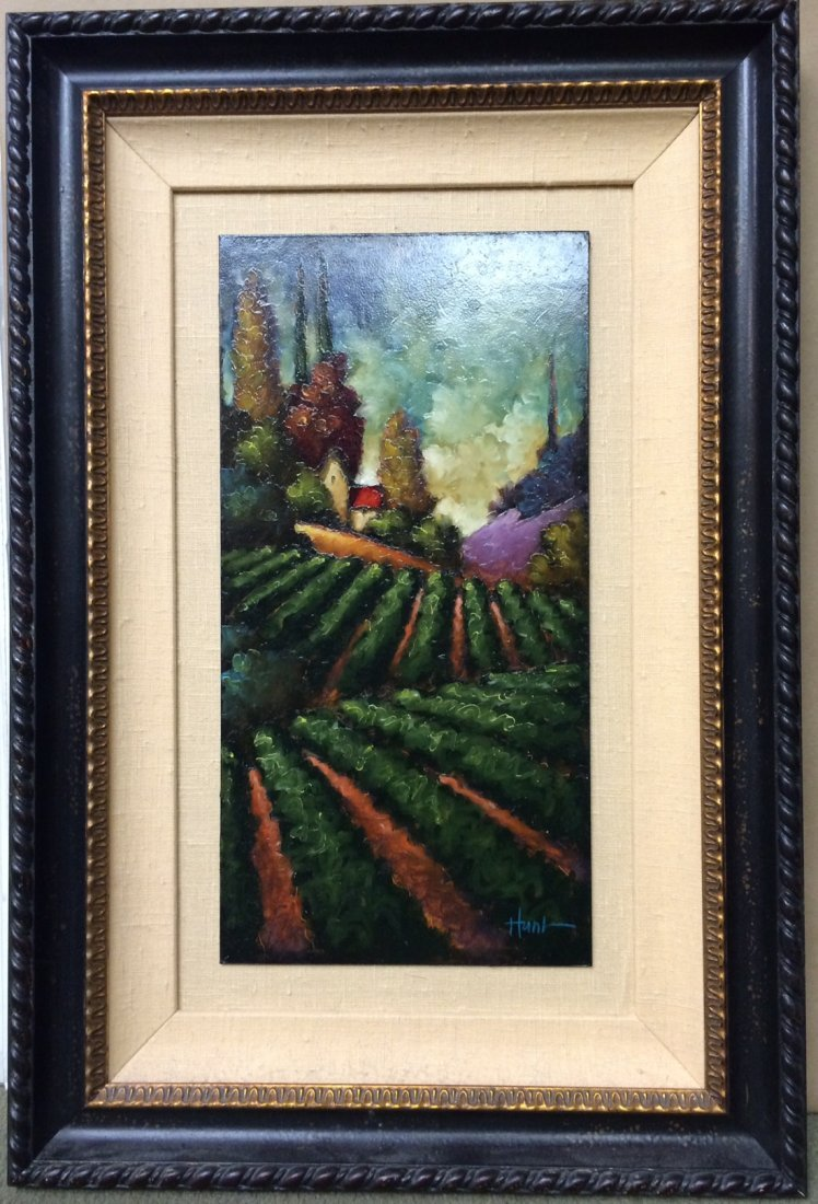 My Little Vineyard by Doug Hunt