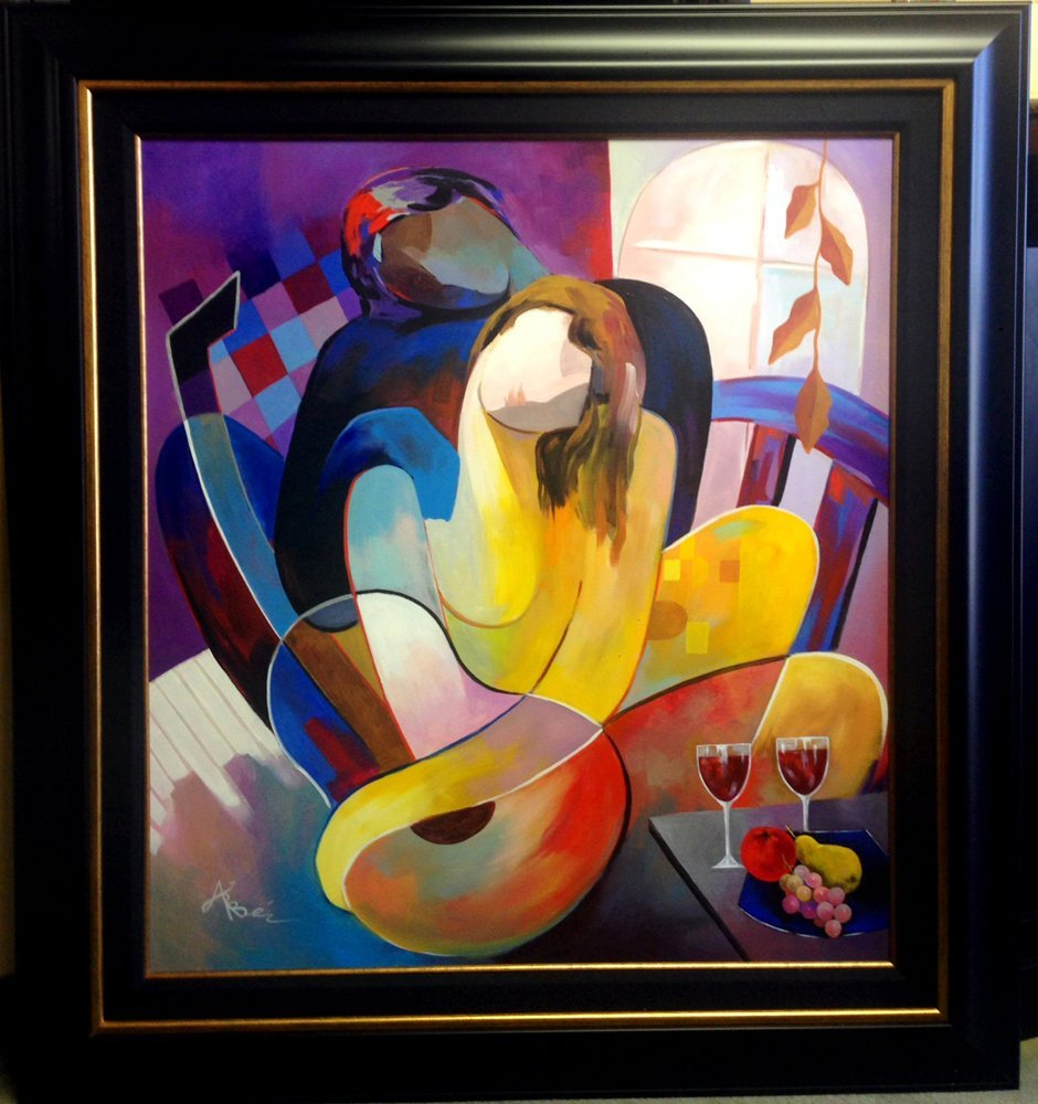 """""""Homage to Picasso"""" By Arbe"""