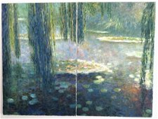 """Greg Singley """"In the Shadow of Waterlillies"""""""