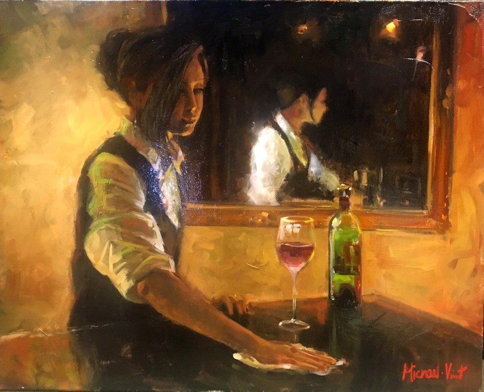 Private Wine Bar by Michael Vincent