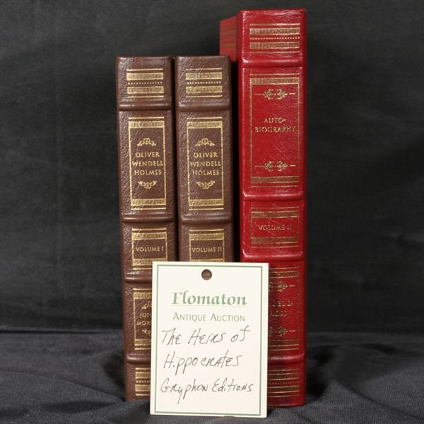 1017: 5 vol, The Heirs of Hippocrates, Gryphon Special