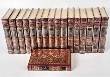 "100: Easton Press, ""The Book of the Thousand Nights and"