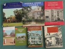 1191: Lot of seven colonial home books. 1) Colonial Int
