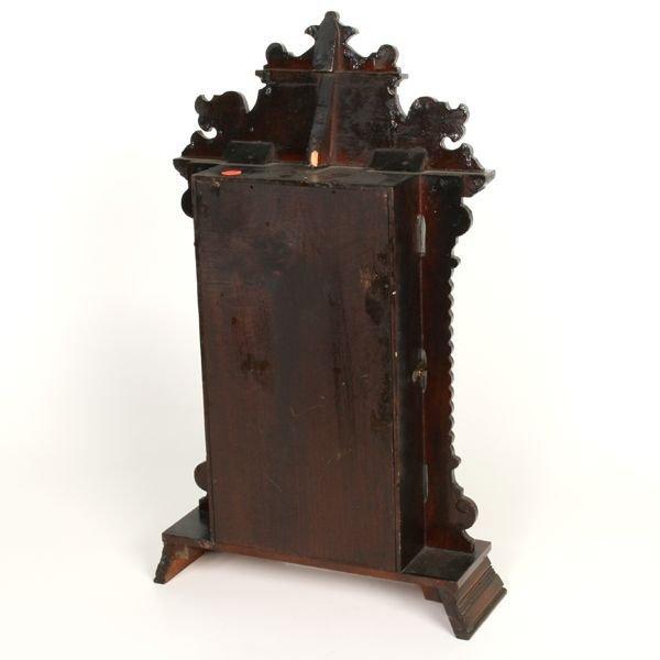 1007: Late 1800's Victorian mantle clock, Seth Thomas,  - 4