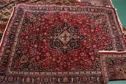 220 Very fine old Persian Birjand rug 10 x 13 deep