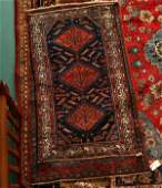 236 34 x 510 Antique Persian Malayer rug
