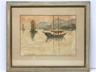 Chen Fushan Chen 1905-1995