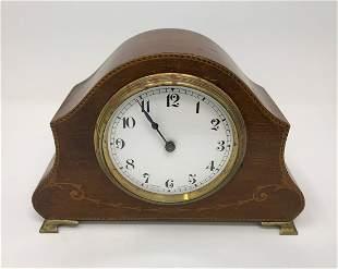 Swiss Buren Eight Day Mantle Clock