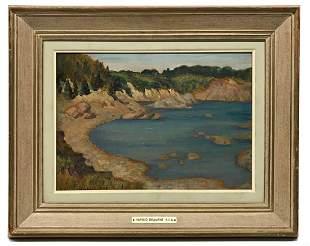Thomas Harold Beament 1898-1984 Painting