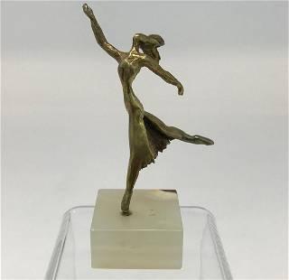 Esther Wertheimer Dancer Sculpture