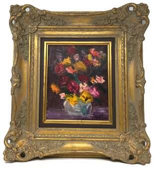 French Armenian Zareh Mutafian Painting