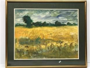 Roland Dubuc 1924-1998 Paysage