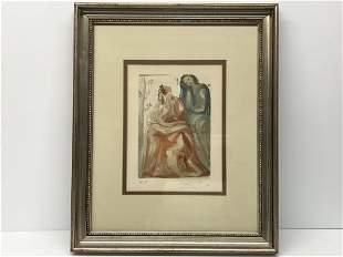 Salvador Dali 1904-1989 The Divine Comedy