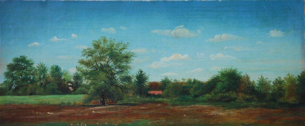 19th Century American School Landscape