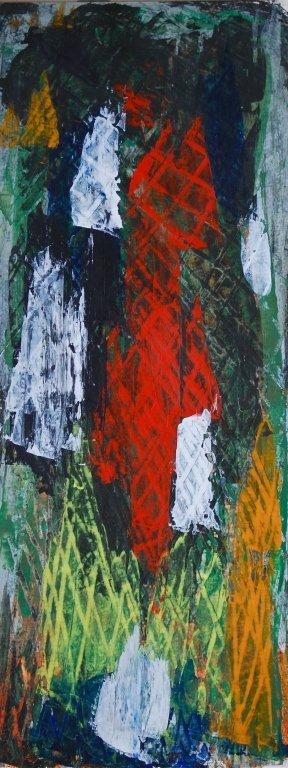 Charles Mancini, Abstract Painting