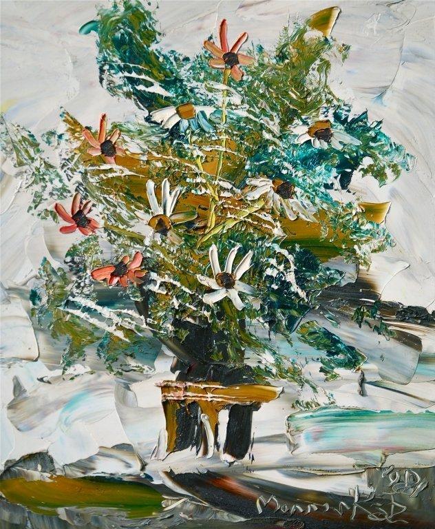 Morris Katz - Still Life