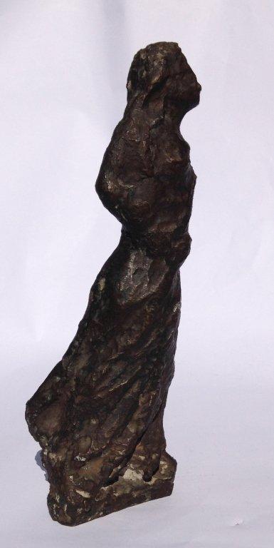 Raymond Puccinelli Bronze Sculpture